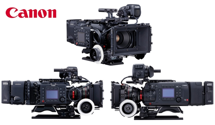 Canon launches flagship full frame Cinema EOS camera