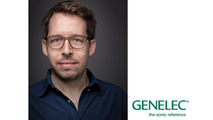 Genelec appoints Eric Horstmann to European team