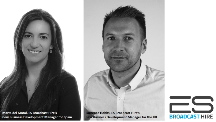 ES Broadcast expands hire operation with new staff and Madrid office