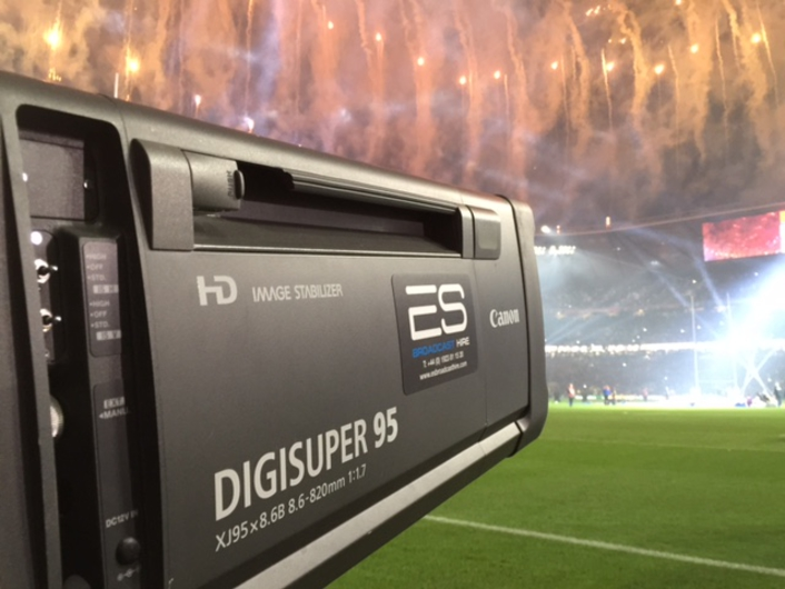 ES Broadcast Rental