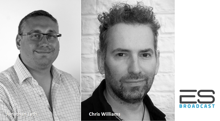 ES Broadcast appoints Jonathan Lyth and Chris Williams to head up SI division