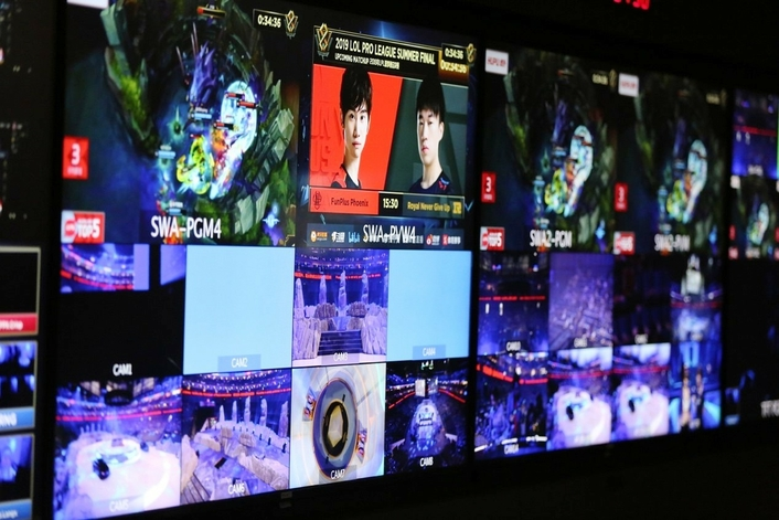 New application of e-sports broadcasting technology, taking advantage of full-scale remote production