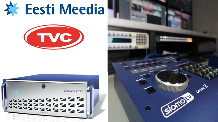Eesti media selects Slomo.TV for Winter Olympic games coverage