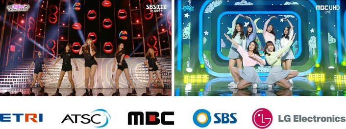 LG ELECTRONICS AND KOREAN BROADCASTERS CONDUCT FIRST LIVE END-TO-END ATSC 3.0 BROADCAST