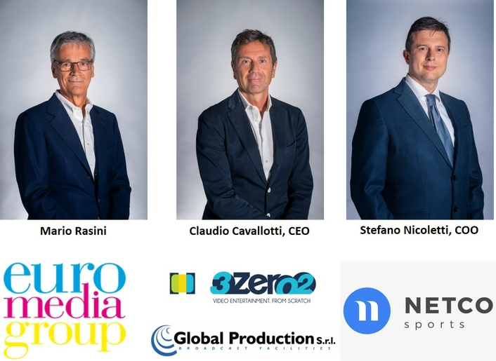 Euro Media Group announces new management structure in Italy