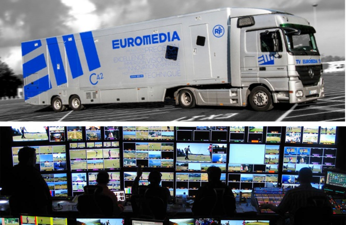 Euro Media Group makes major investment in Sony's HDC-3500 which bolsters native 4K and IP capabilities