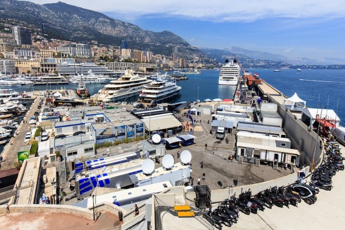 EUROMEDIA accelerates its UHD deployment with a new full-UHD OB truck for the Monaco Grand Prix