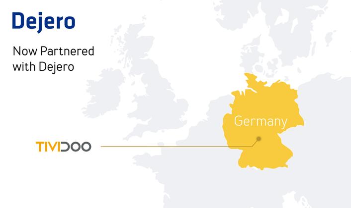 TIVIDOO is now the exclusive German Dejero Rental partner