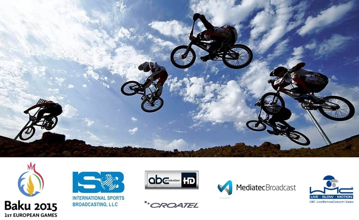 Host broadcaster ISB chose LMC to produce the Mountain Bike, Beach Volleyball and Beach Soccer venue