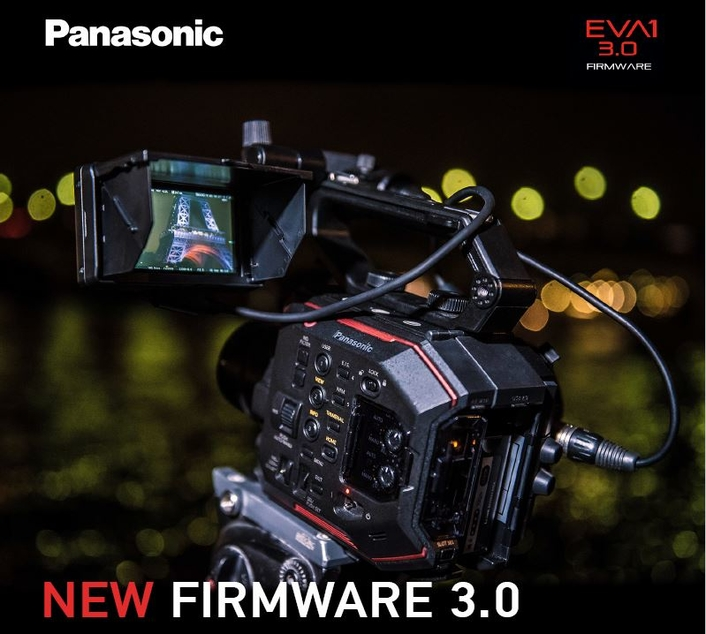 EVA1 UPGRADE SEES IMPROVED EFFICIENCY AND MULTI-CAM MODE