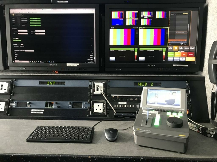 The company's DreamCatcher™ Production Suite technology helped speed up workflows and delivered vital VAR support to racecourse officials
