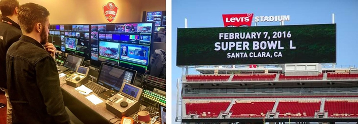 IP infrastructure, DreamCatcher servers will enable sharing of 4K signals with CBS Sports' SSCBS