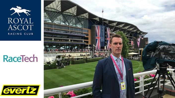 Evertz Wins At Royal Ascot Racing
