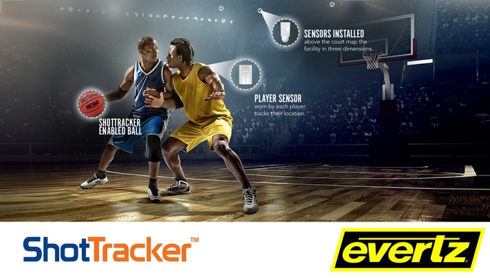 ShotTracker Secures $11M Financing led by EvertzTechnologies and Verizon Ventures