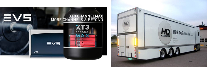 Swedish OB & Studio Facility Company confirms order of XT3 ChannelMAX servers to expand Swedish operation this summer.