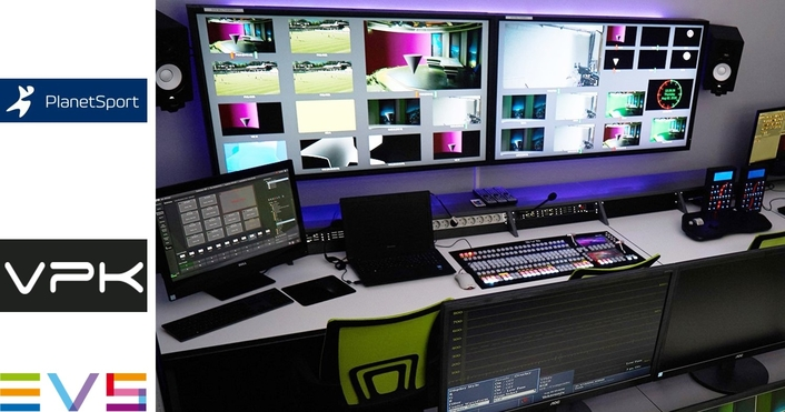 VPK PRO DEPLOYS EVS DYVI FOR NEW LIVE PLANETSPORT CHANNELS IN CROATIA