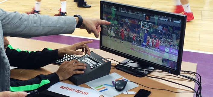Installation comes as FIBA officially recognises EVS as a Technical partner of the FIBA Equipment & Venue Centre