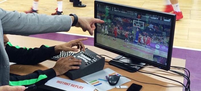 Installation comes as FIBA officially recognises EVS as a Technical partner of the FIBA Equipment & Venue Centre