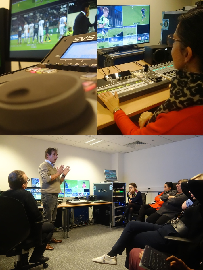 An exiting year for HBS' Broadcast Academy