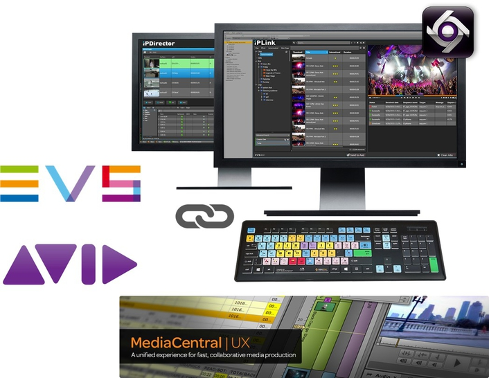 EVS and Avid alliance was officially announced at Avid Connect on April 22 at the Wynn, Las Vegas