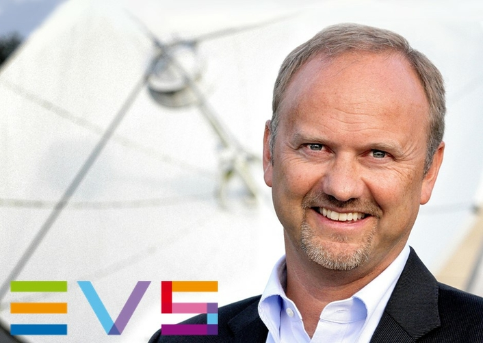 EVS announces the appointment of Serge Van Herck as new CEO