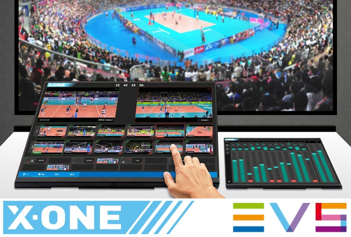 Introducing X-One – EVS' unified multicam live production system