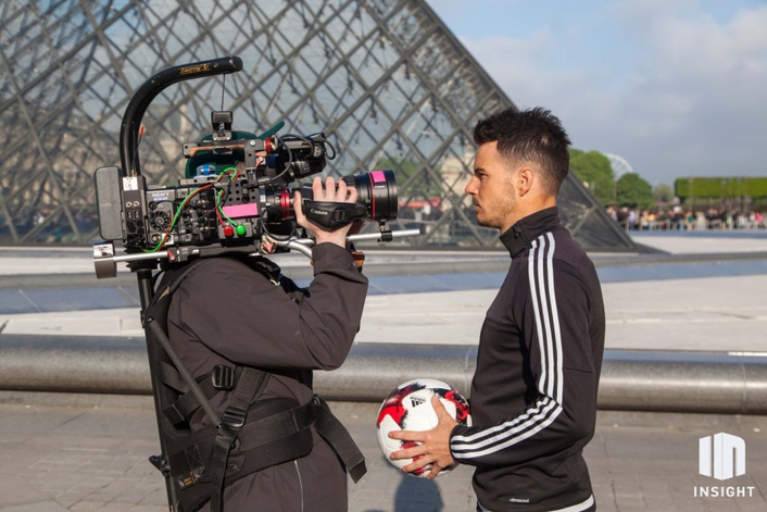 INSIGHT TV SIGNS GLOBAL SOCIAL INFLUENCERS  THE F2 FREESTYLERS AND COMMISSIONS FOOTBALL REALITY SHOW