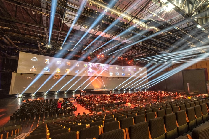 Capital supports the FACEIT Global Summit: PUBG Classic at ICC Auditorium