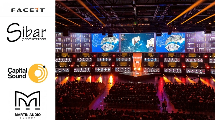 SOUND ADVENTURES MAKES UK DEBUT AT TOP ESPORTS EVENT