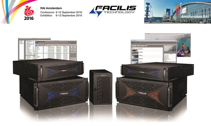 Facilis Shared Storage Technology Brings Affordable 4K and VR Workflows Within Reach of All Users at IBC 2016