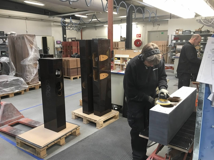 Inaugural Ambassador Dealer Group Enjoys Premium Tour of Dynaudio's Loudspeaker Factory, Plus a Generous Helping of Danish Culture