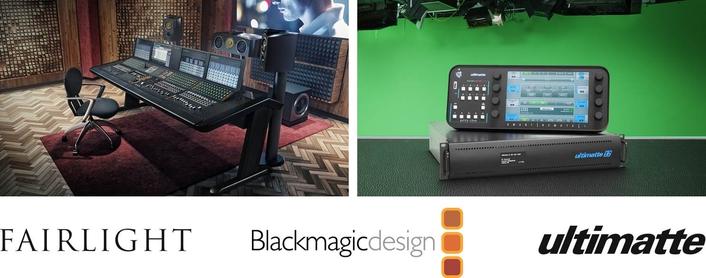 Blackmagic Design Acquired Fairlight and Ultimatte