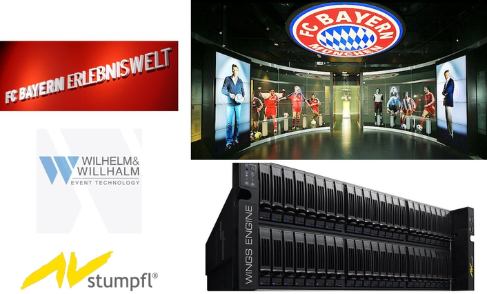 Event technology specialists Wilhelm & Willhalm invest in AV Stumpfl RAW servers