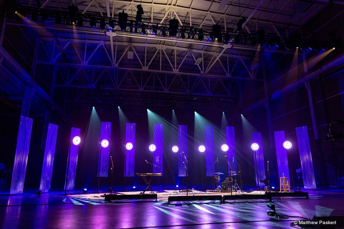 Florida Georgia Line Lights Up Virtual Performances with Bandit Lites at the Steel Mill