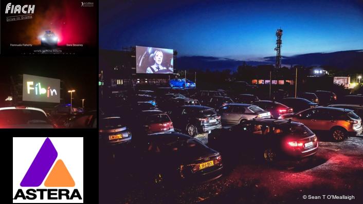"Astera for ""Fiach"" Drive in Drama in Ireland"