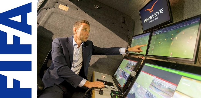 FIFA selects Hawk-Eye as VAR technology provider