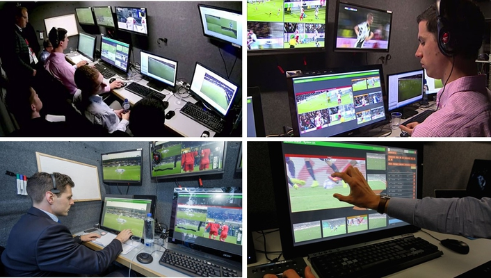 Hawk-Eye selected as VAR technology provider