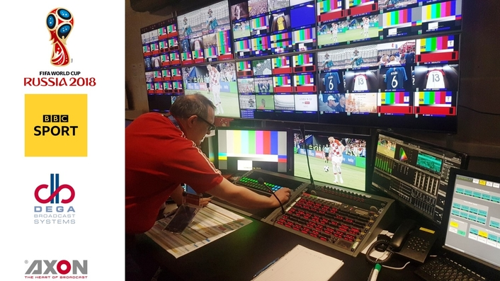 Axon's Cerebrum Keeps Broadcasters At The Top Of Their Game During An Epic Summer Of Sports
