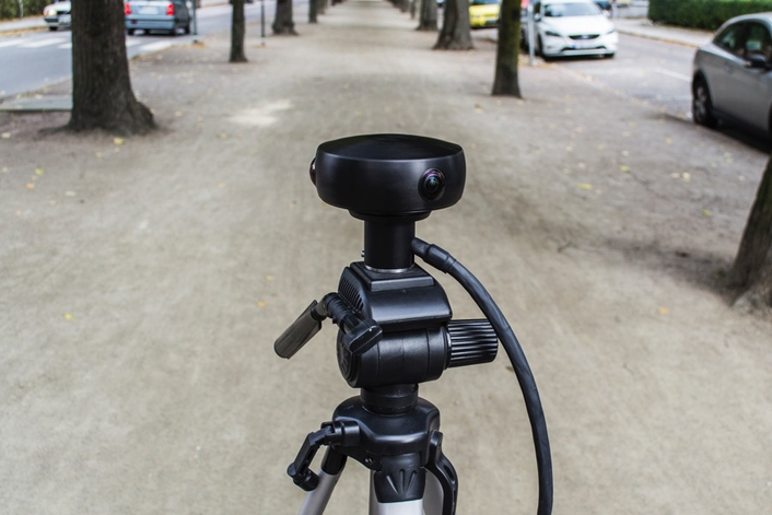 MOG brings 360 into production workflows with Briskeye 4K video camera