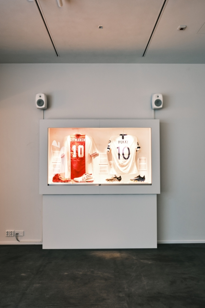 Genelec's Smart IP solution cheered to victory at Finnish Sports Museum