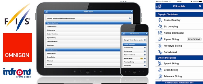 FIS launches official mobile application: The FIS app