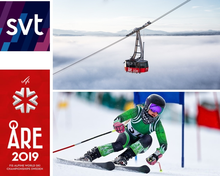 SVT remote production expands to 80 cameras for FIS Alpine World Ski Championships