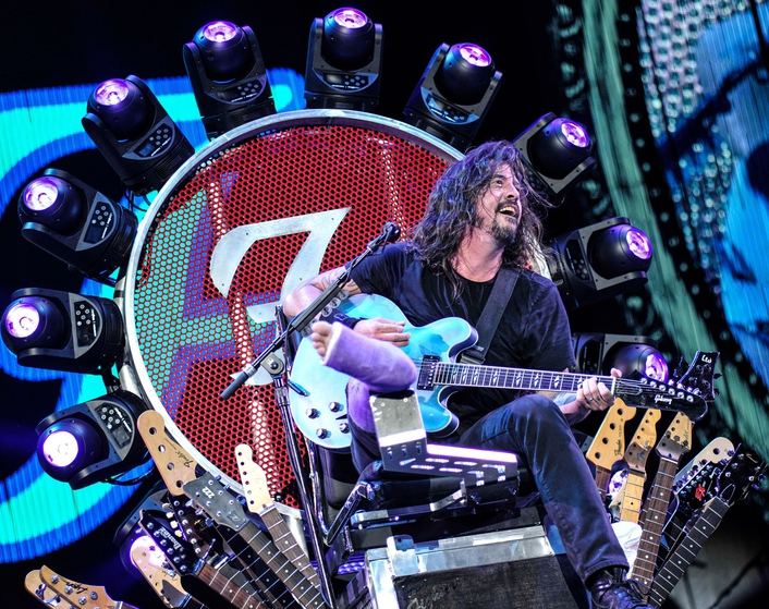 L-Acoustics Helps Foo Fighters Keep North American Tour Leg Unbroken