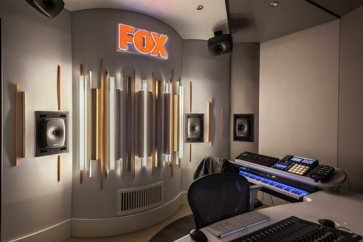 FoxNetworks Group Italy picks Genelec monitors foritsfirst Dolby Atmos Home Entertainment facility