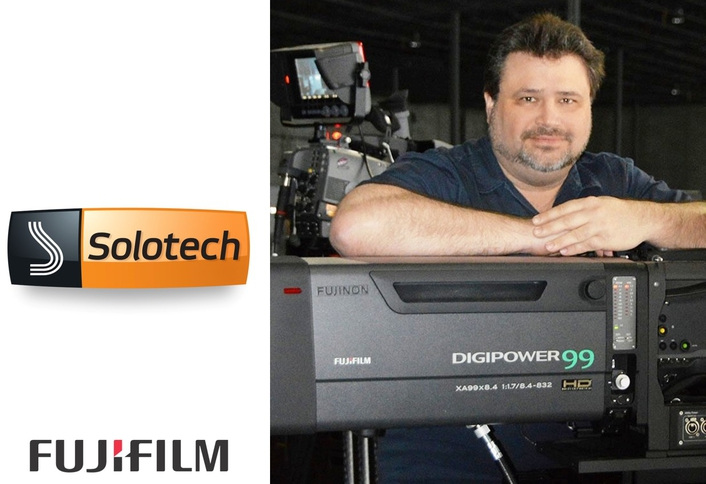 SOLOTECH RELIES ON FUJINON LENSES  FOR LARGE CONCERTS AS TOURING DIVISION EXPANDS