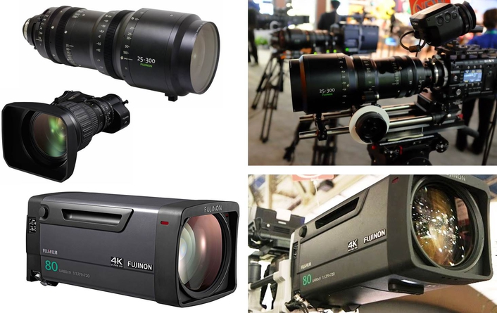4K Optics Defined to Standing Room Crowd During First-Ever FUJIFILM 4K Day