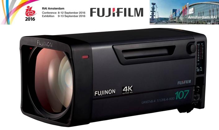 FUJIFILMs award winning 4K HDR optical technology transforms live UHD productions around the globe