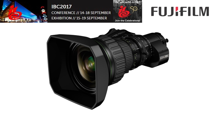 "INTRODUCING THE ""FUJINON UA24X7.8BERD"" – THE WORLD'S SMALLEST AND MOST LIGHTWEIGHT*1 PORTABLE BROADCAST ZOOM LENS FOR 4K VIDEO PRODUCTION"