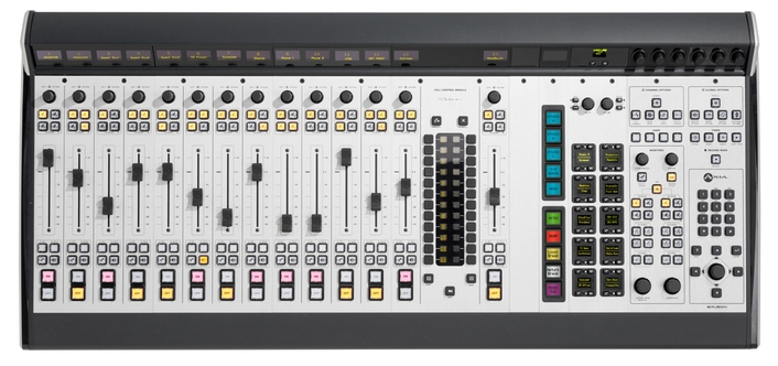 Axia® Audio Networked AoIP Consoles