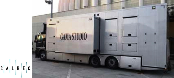 Artemis 'Lights' up new OB van for Croatia's Gama Studio